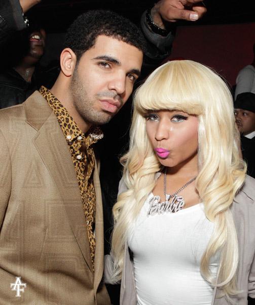 is nicki minaj and drake together. Photos: Drake, Nicki Minaj