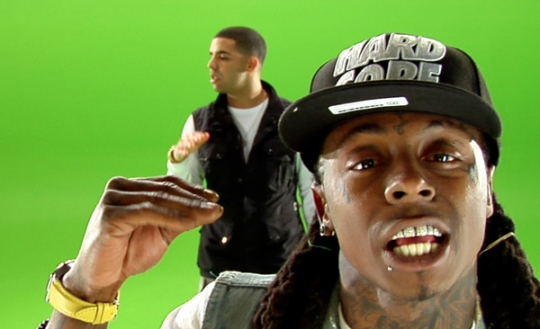 Audio: Lil Wayne ft. Drake – Right Above It