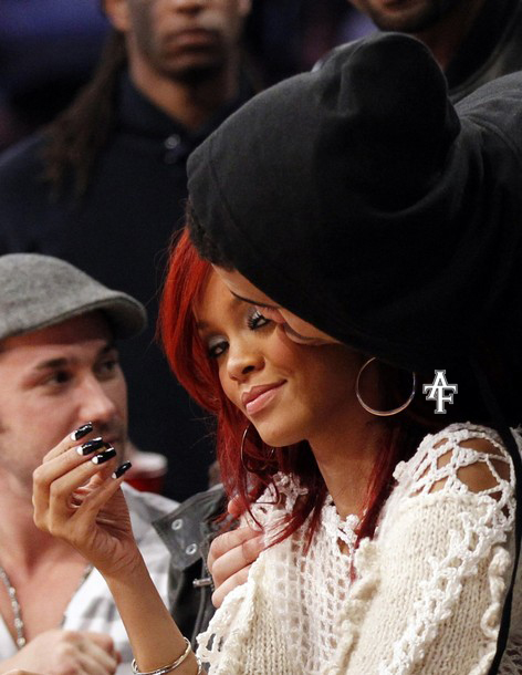 rihanna 2011 nba all star. the 2011 NBA All-Star game